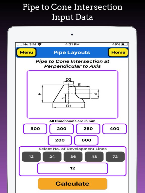 Branch Pipe Layouts Pro screenshot 19