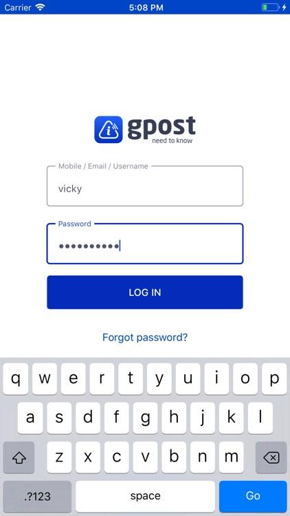 GPost screenshot-3