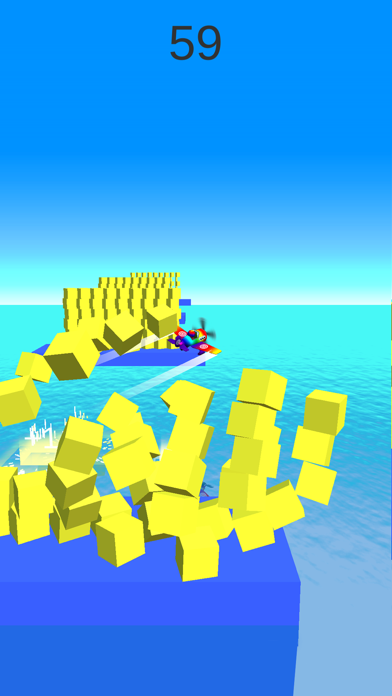 Plane Bump 3D screenshot 1