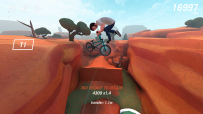 Trail Boss BMX screenshot 1