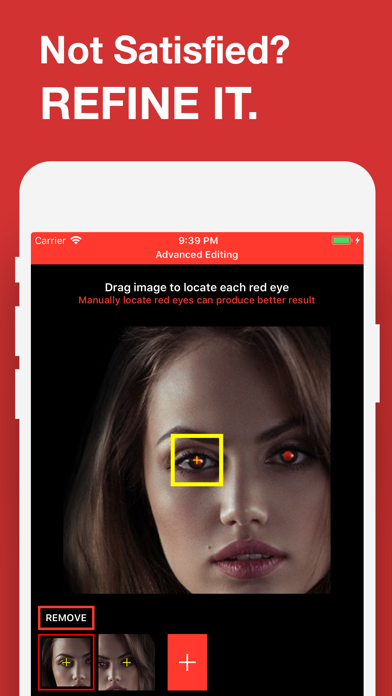 Fix+: Red Eye Remover screenshot 5