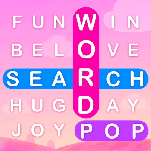 Word Search Pop: Find Puzzles iOS App