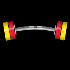 ‎Barbell Loader and Calculator