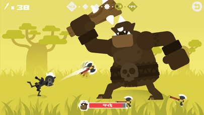 Hero of Archery: Idle Game screenshot 2