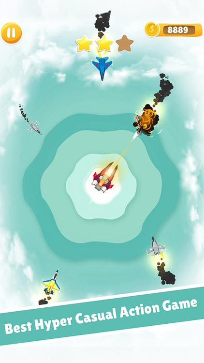 Cannon Shooter 3D Spinny Shot screenshot-2
