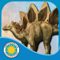 App Icon for A Busy Day for Stegosaurus App in Colombia IOS App Store