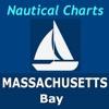 Massachusetts Bay – Marine Map
