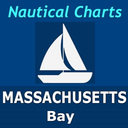 Massachusetts Bay – Marine Map