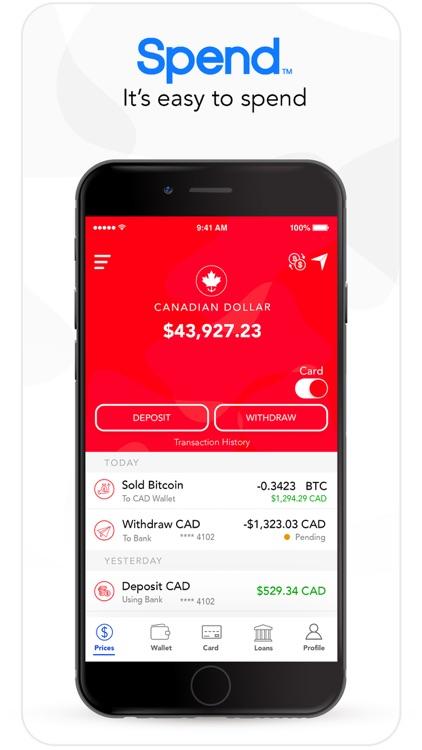 Spend App