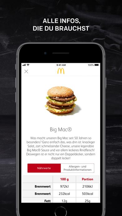 Herunterladen McDonald's Deutschland für Android