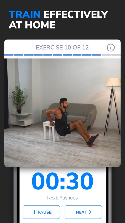 BetterMen: Fitness Planner screenshot-3