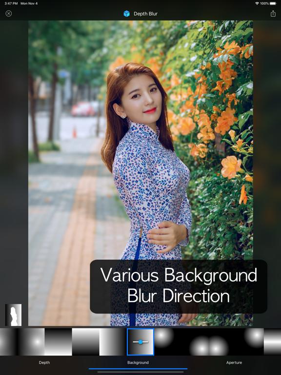 Depth Blur - Manual Portrait Screenshots