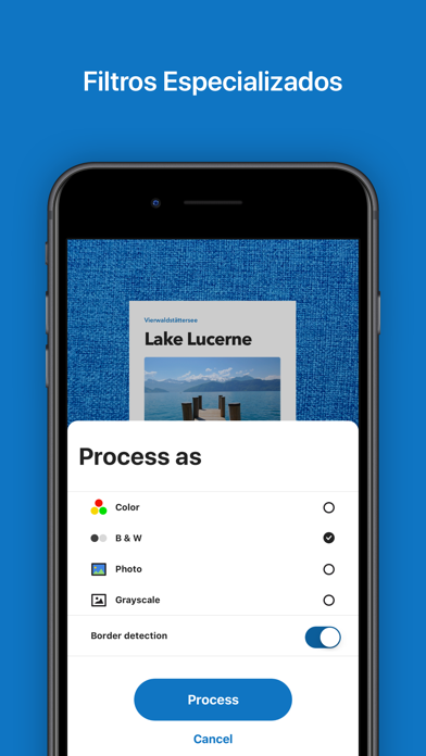 Screenshot for Tiny Scanner Pro in Spain App Store