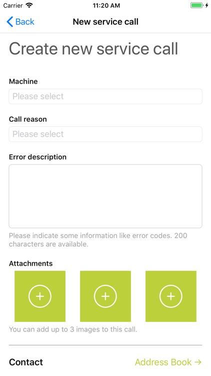 TRUMPF Service App screenshot-3