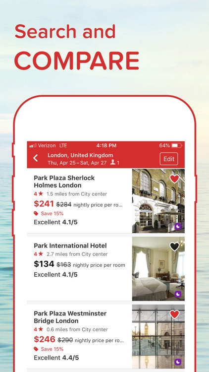 Hotels.com: Book Hotels & More