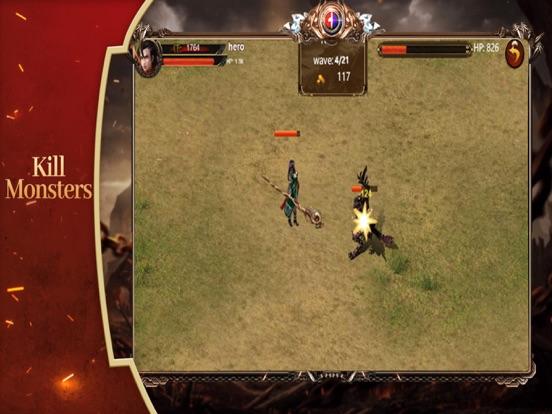 Warrior:Holy Battle screenshot #2