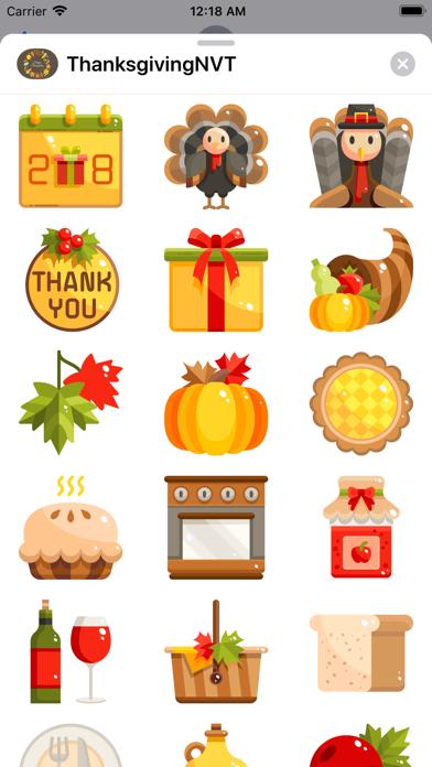 ThanksgivingNVT screenshot 2
