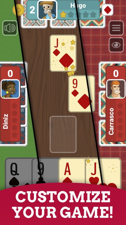 Euchre: Multiplayer Card Game screenshot-5