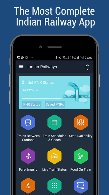 Indian Railway Train Enquiry screenshot-5