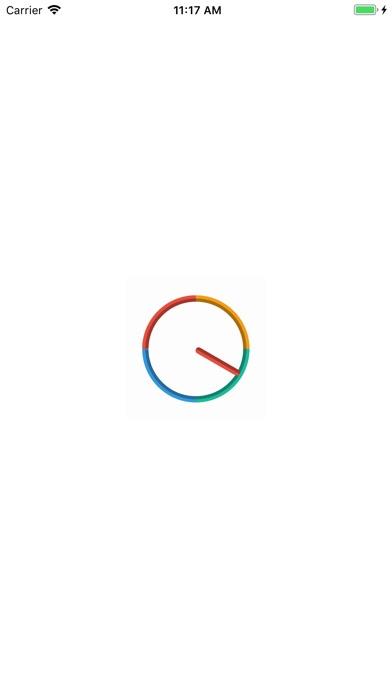 Fast round clock screenshot #1