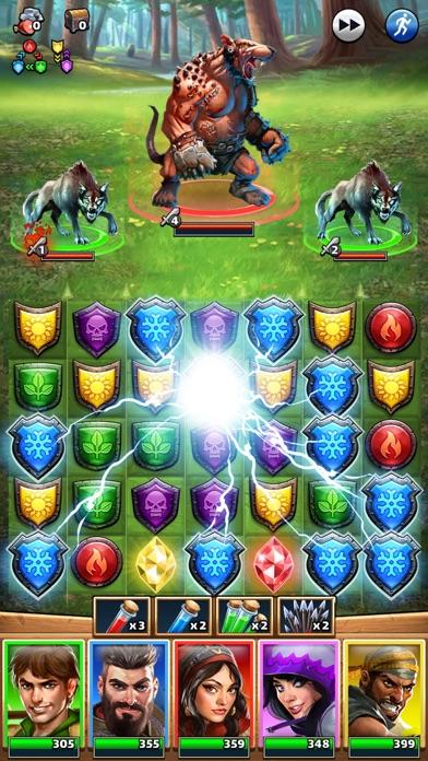 Descargar Empires & Puzzles: RPG Quest para Android