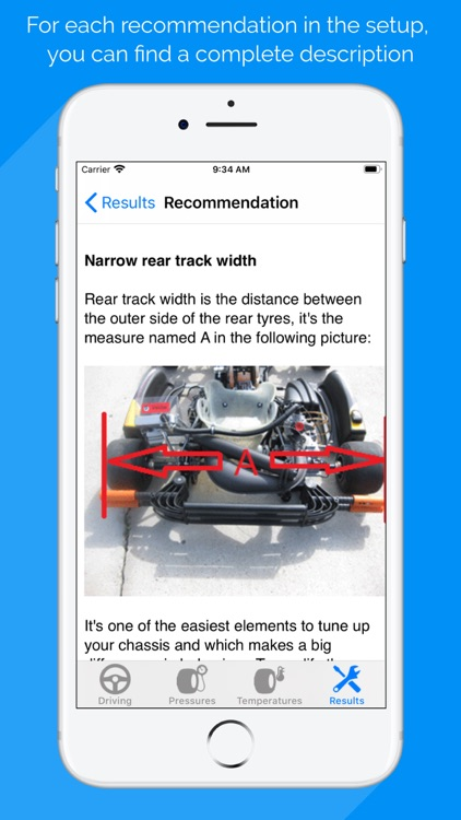Kart Chassis Setup Premium screenshot-4