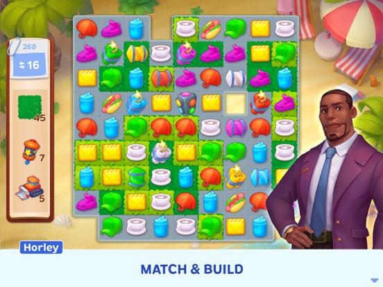 Match Town Makeover: Design screenshot 8
