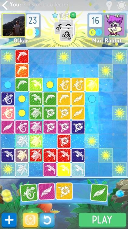 Latice Strategy Board Game