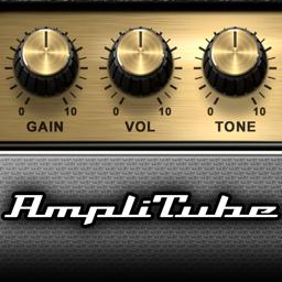 Ícone do app AmpliTube for iPad