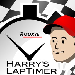 Harry's LapTimer Rookie