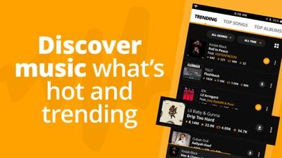 download Audiomack | Offline New Music apps 3
