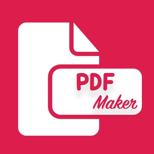 PDF Maker : photo, web to PDF
