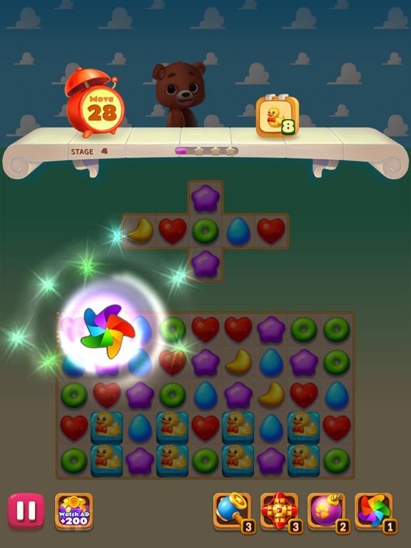 Toy Bear Sweet POP screenshot #3