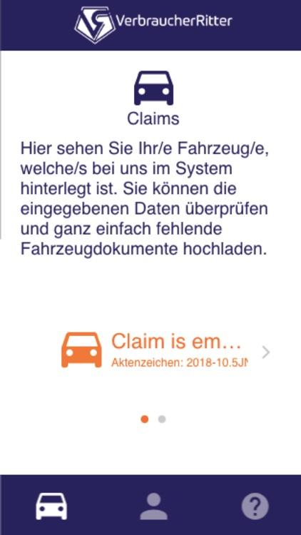 VerbraucherRitter screenshot-3