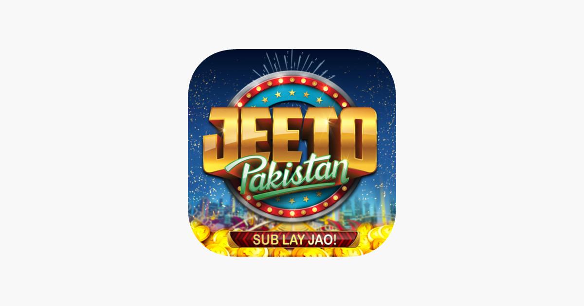 Jeeto Pakistan on the App Store