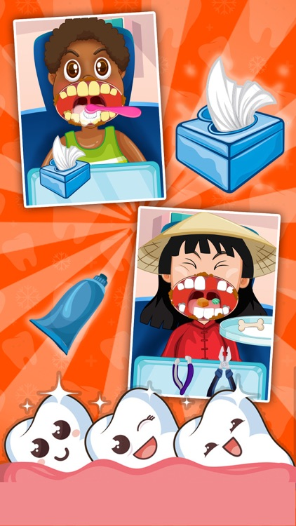 Cute Little Dentist
