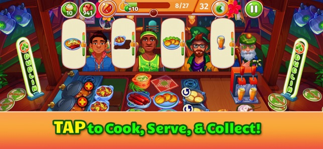 Cooking Craze- Restaurant Game on the App Store
