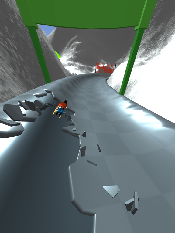 Snow Race! screenshot 9