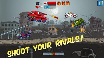 Car Eats Car - Apocalypse Raceのおすすめ画像4