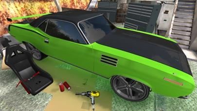 車を修理する: クラシックマッスル2 - ジャンクヤード!のおすすめ画像5
