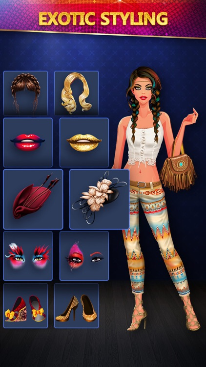 Dress Up Games - Fashion Diva