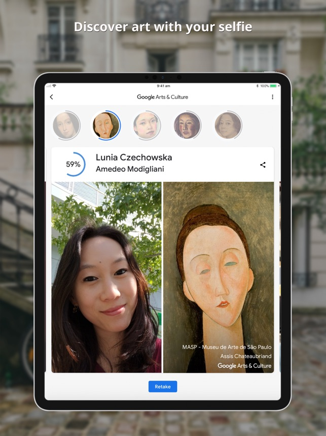 Google Arts Culture On The App Store