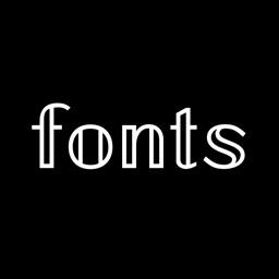 Fonts ++ Font Keyboard