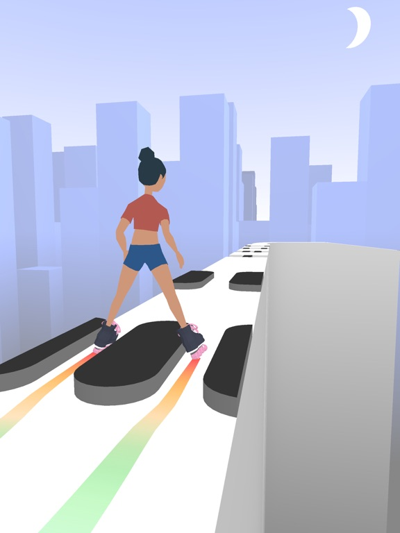 Sky Roller - Fun runner game screenshot 5