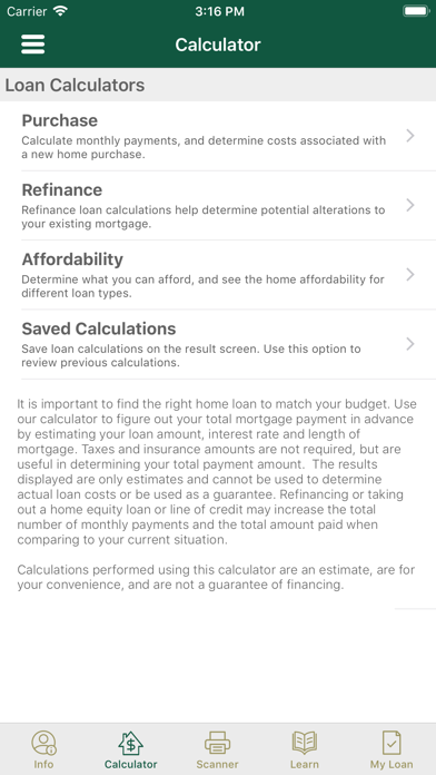 RMS Ready Mobile Mortgage App by Residential Mortgage