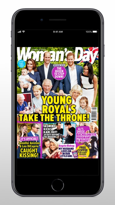 Woman's Day Magazine Australia screenshot one