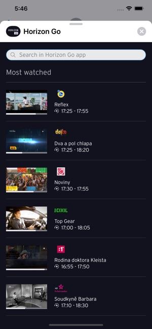 Horizon Go SK on the App Store