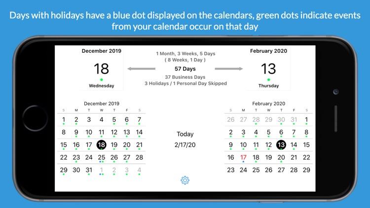 Time Jump - Date Calculator screenshot-9