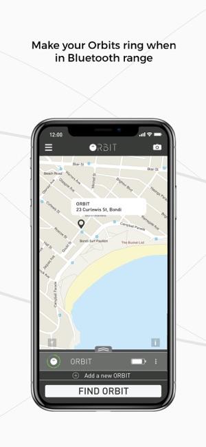 Orbit Find Lost Keys Phone On The App Store