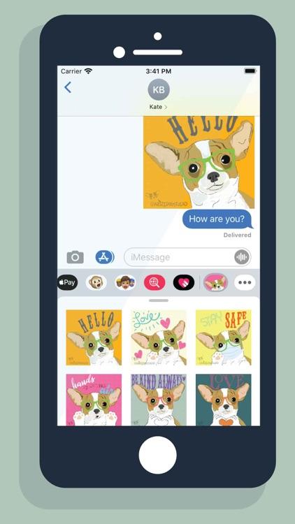 ArtzyDog Stickers